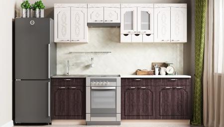 Кухонный гарнитур Легенда 4 (1,8м)