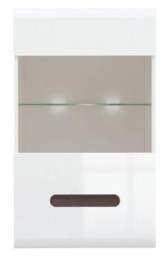 Альтеза шкаф настенный S205-SFW1W/10/6