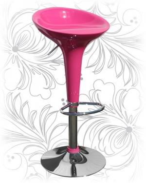 Стул барный 1004 pink
