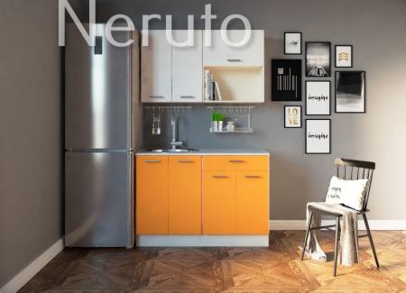 Кухонный гарнитур Оранж 1,2 м