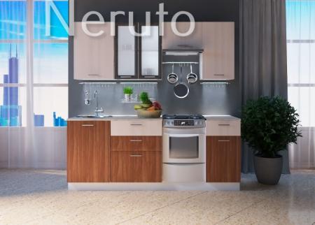 Кухонный гарнитур Дуб Сонома 2100