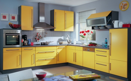 Кухонный гарнитур Лимонад