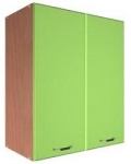 Шкаф В-600 2 двери с сушкой Размер 600x300x720