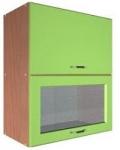 Шкаф В-700 с 2 газ с 1 стеклом Размеры 700х300х720