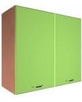Шкаф В-700 с 2 глухими дверьми Размеры 700х300х720