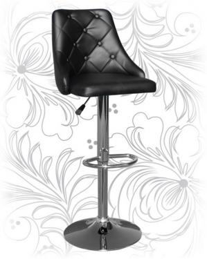 Барный стул 5021 черный (1)