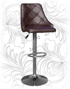 Барный стул 5021 коричневый (1)