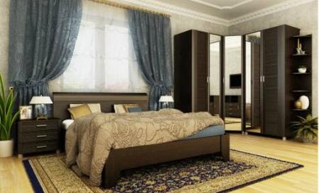 Спальня Камелия №3