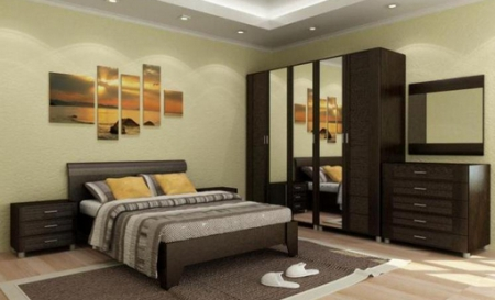 Спальня Камелия №7