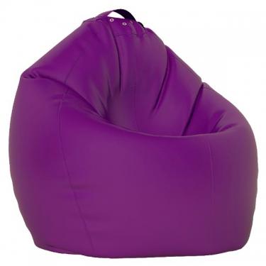 Большой кресло-мешок XL сиреневый