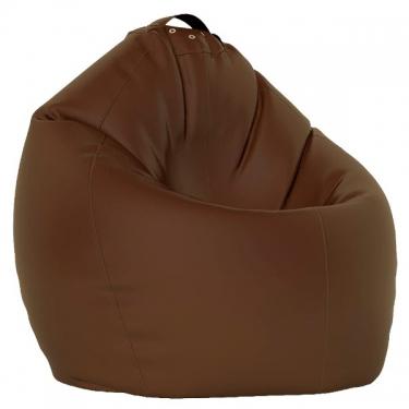 Большой кресло-мешок XL коричневый