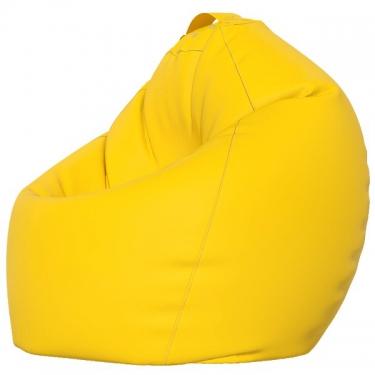 Кресло-мешок XXL желтый