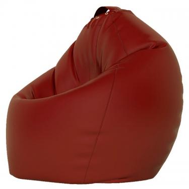 Кресло-мешок XXL бордовый