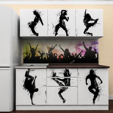 Кухонный гарнитур Танец