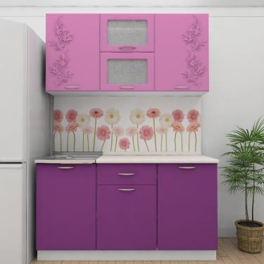 Кухня Цветы