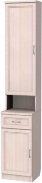 Шкаф для прихожей с полками и ящиком ПР1