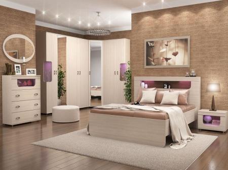 Комплект мебели для спальни Регги