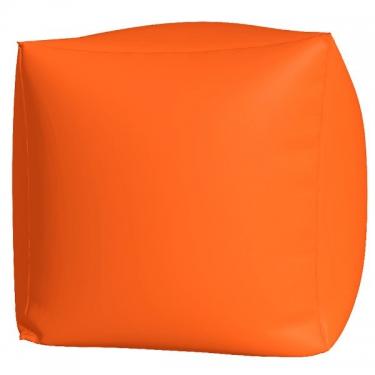 Пуфик Куб макси оранж