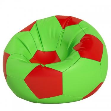 Кресло-мешок Мяч макси салатово-красный