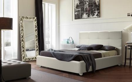 Кровать 2-х спальная с подъёмным механизмом Арго
