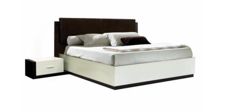 Кровать 2-х спальная Арго с мягким элементом