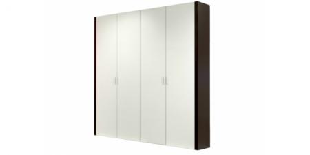 Шкаф 4-х створчатый без зеркал Арго