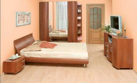Спальня Дольче Нотте №10
