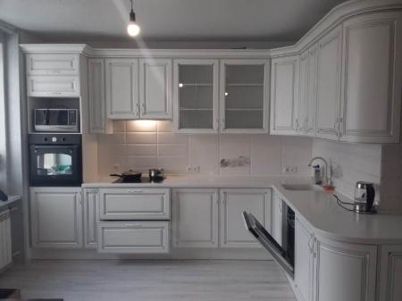 Кухонный гарнитур Вояж эмаль