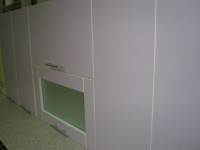 Кухня Магнолия 1,8 м ирис