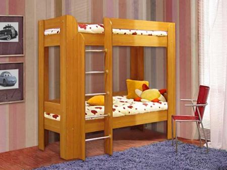Кровать двухярусная №5