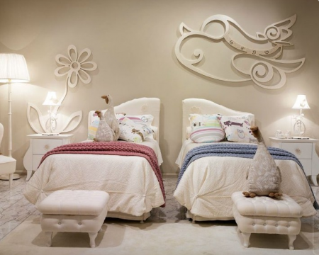 Кровать Малинки