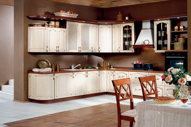 Кухня Патина Ясень