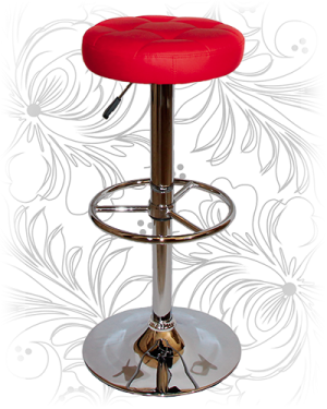 Барный стул 5008 Красный