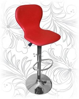 Барный стул 2640 красный