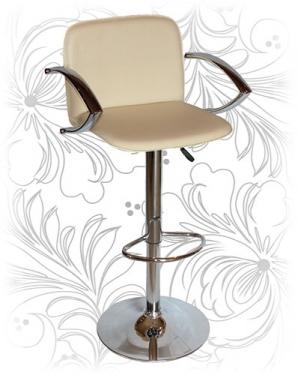 Барный стул 3019 кремовый