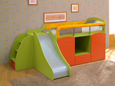 Уголок школьника №5 Кровать