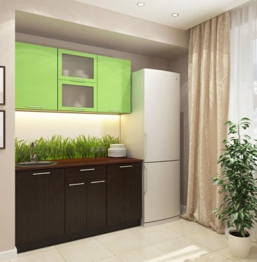 Кухонный гарнитур Крона 1500