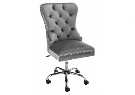 Компьютерное кресло Венер серое