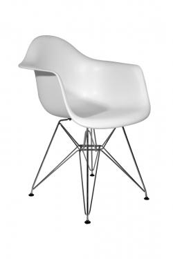 Кресло EAMES белое