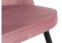 Стул Додор пудрово-розовый