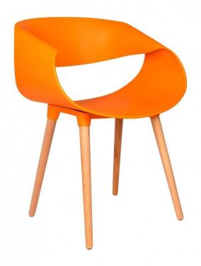 Стул Таре оранжевый